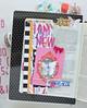 I AM NEW (bible journaling) (Sav O'Gwynn) Tags: bellablvd bb savannahland2 biblejournaling journalingbible bibleart illustratedfaith butterflies imaginisce washitape 2cor517 washi2cor517 if washi