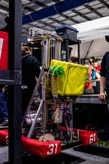 IMG_7649 (holytrinityrobotics) Tags: oakville omgrobots light event coverage robot robotics hersheyscentre gold mechanical electrical pneumatics onchampsfrc first firstcanada frc ontario tronic titans
