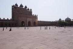 001H (ranchodass) Tags: fatehpur sikri india