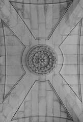 August Street Arch (pedrosimoes7) Tags: blackwhitepassionaward blackandwhite architecture arquitectura portuguesearchitecture