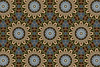 Steampunk Snowflakes (KellarW) Tags: steampunk dreamscape metallic backgroundimage graphicdesign rusty engineering redjewels berlis sprockets banner snowflake shinymetal rust background mechanicalmarvel mechanized bejeweled copper berliswatch shiny copperwatch mechanical kaleidoscope abstract swisswatch gears
