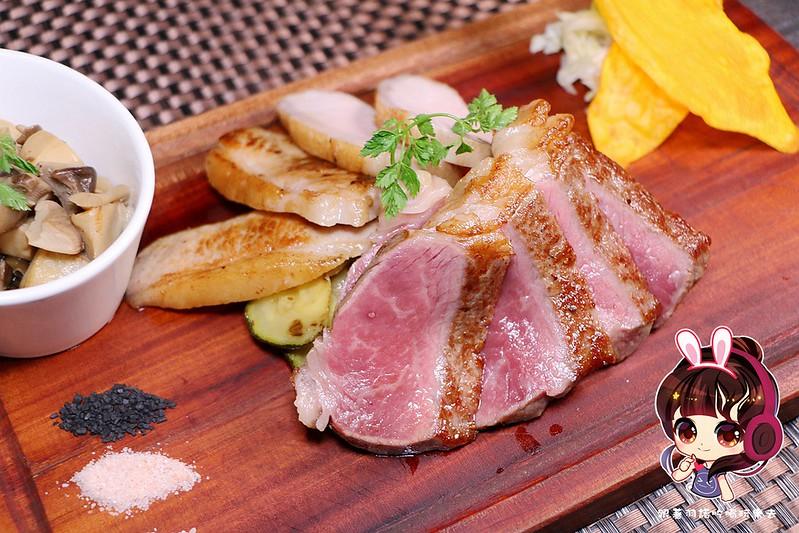 台北東區乾式熟成牛排 紅點熟成肉餐廳70