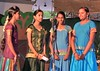 Tamil_NY_11 (Manohar_Auroville) Tags: tamil auroville new year puthanthu ramayana transition students girls theatre tamilbeauty tamilgirl manohar luigi fedele india
