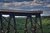 Kinzua (Brook-Ward) Tags: hdr brook ward kinzua bridge state park train pa pennsylvania landscape decay grime abandoned valley