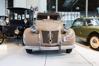 Citroën 2CV AZL - 1957