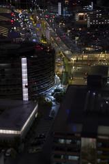 Big City Nights (MLopht | Dortmund) Tags: hamburg city norddeutschland canon eos 7d mkii eos7d 16300mm tamron speicherstadt hafencity miniaturwunderland modellbau modell strase parkhaus nacht flughafen beleuchtung strasenzug autos auto kfz big nights