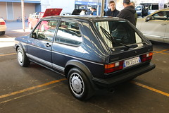 1983 Volkswagen Golf Mk1 GTi Campaign (jeremyg3030) Tags: 1983 volkswagen golf mk1 gti campaign pirelli cars german type17 a1