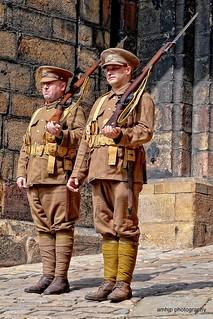 WW1 Reenactment