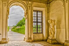Entrance hall Lower Belvedere (a7m2) Tags: vienna unteresbelvedere city building travel tourismus culture history events galerien ausstellungen architekt johannlucasvonhildebrandt prinzeugenevonsavoyen baroque