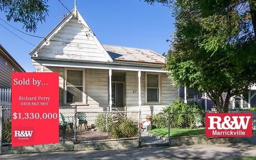 27 Kintore Street, Dulwich Hill NSW