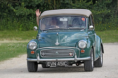 Morris Minor 1000 (1965) (Roger Wasley) Tags: morris minor 1000 classic car toddington gloucestershire