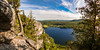 Mont Pinacle (MacMyc) Tags: montpinacle lake lac lyster panorama printemps spring lookout pointdevue canon 80d tokina1116 raw lightroom canada quebec breathtakinglandscapes