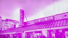 Arcade in downtown Ocean City, MD on the boards (delmarvausa) Tags: arcade funcity oceancityboardwalk ocmd oceancitymd boardwalk funcityarcade games amusements boardwalkarcade oceancity maryland delmarvapeninsula easternshore oceancitymaryland arcades coastaldelmarva signs signsofoc signage building sign signsofoceancity lineart purple specialeffects altereddelmarva
