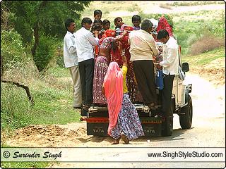 Indian People Street Original Photography