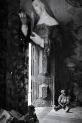 On faith (fcribari) Tags: 2018 brasil fujifilm pernambuco recife x100t blackandwhite blancoynegro church dook faith fotografiaderua monochrome poverty pretoebranco reflection religion saint street streetphoto streetphotography