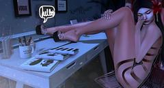 POST ★☆ 1K236 ★☆ (♕ Xaveco Mania - Jhess Yoshida ♕) Tags: truth justbecause chichica focusposes secondlifephotography secondlifeblog secondlife sexy deco girl