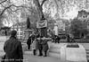 Londra (Lord Seth) Tags: couragecallstocourageeverywhere d7200 gillianwearing london londra lordseth millicentfawcett uk biancoenero blackandwhite candid holydays nikon streetphotography vacanze