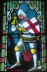 [63247] Springthorpe : Cox Window (Budby) Tags: springthorpe lincolnshire church window stainedglass westlindseychurchesfestival