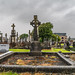 THIS IS THE NEW CEMETERY, BOHERMORE [SOME OBJECTED WHEN I ONCE DESCRIBED AS A VICTORIAN CEMETERY]-141360