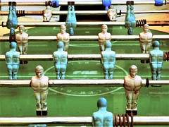 The table football (Marga CM) Tags: smileonsaturday footballfever 7dwf ctt football