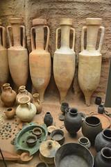 London, England, UK - British - Iron Age Burial Site, Britain (jrozwado) Tags: europe uk unitedkingdom england london museum britishmuseum history culture anthropology ironage britain burialsite amphora