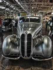 4922 (Betty Cowart) Tags: bmw car vintage classic antique auto automobile museum nashville tennessee lanemotormuseum european vehicle 1938 bmw320