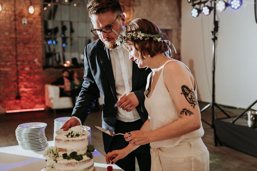 602 - ZAPAROWANA - Ślub w stylu boho