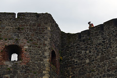 Defend (syf22) Tags: northernireland causewaycoastway carrickfergus castle wall ancient old medieval guard stronghold fortress middleage fort