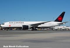 Air Canada B777-233LR C-FNNH (planepixbyrob) Tags: aircanada canada boeing 777 777200 cfnnh yvr vancouver vancity nikon
