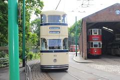 Anglia Transport Museum,2 (doojohn701) Tags: museum anglia tram historic track transport suffolk post uk