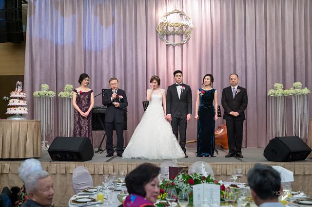 Allen&Alice-台南大億麗緻宴客-婚禮記錄-30