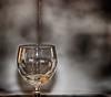 Wine Glass Water Drop (Scott Stults) Tags: canon eos rebel t6i ef 50mm f18 stm wine glass water drop splash