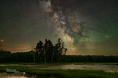 Allen Lake Starlight (Images by Beaulin) Tags: starscape nightsky stars allenlake landscape lakealice starrysky astrophotography clearwatercounty starrynight starphotography milkyway nightscape itascastatepark places minnesota