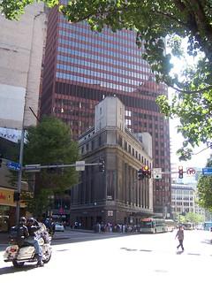 Pittsburgh  Pennsylvania - Wood Street Galleries / T Station