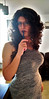 Glases (Kathryn_cat) Tags: woman glases portrait casual crossdress tgirl indoor