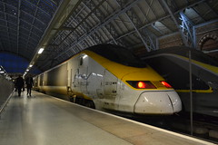 Eurostar 373213 & 373221 (Will Swain) Tags: 6th march 2018 class 373 eurostar 373213 3213 213 train trains rail railway railways transport travel uk britain vehicle vehicles country england belgium brussels 373221 3221