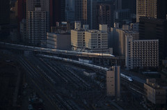 Tokyo 4438 (tokyoform) Tags: tokyo tokio 東京 日本 tokyoform chrisjongkind japan city 都市 ciudad cidade ville stadt urban cityscape skyline 都市の景観 都市景観 街並み stadtbild paesaggiourbano paisagemurbana paisajeurbano paysageurbain train 電車 railway transit rapidtransit masstransit publictransit 大量輸送 运输 shinkansen bullettrain highspeedrail hsr 新幹線 高速火车 hochgeschwindigkeitszug trilhodealtavelocidade voieferreeahautevitesse tgv तेजगतिकीरेल транспорт نقل transport transportation transporte городскойпейзаж سيتيسكيب 도시풍경 japão japón asian asia japanese giappone nhậtbản tóquio токио япония اليابان طوكيو जापान टोक्यो โตเกียว 도쿄 일본 ญี่ปุ่น ਟੋਕਯੋ