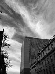 Charité (Vivid Silence) Tags: berlin mitte berlinmitte charite hospital architecture sky skyporn clouds cloudporn city citiysight shotoniphone iphone6plus vsco