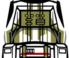 Commander Trauma (Timcan2904) Tags: trauma arf commander captain clone lego decal decals savage oppress opress devaron trooper halsey wars star custom