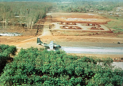 Nui Dat December 1967 (ianbrown22) Tags: nui dat base airfield 1967 australia army australian nva viet cong vietnam war vietnamese north patrol jungle village search attack phuoc tuy