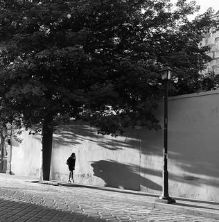 Muro de mi sombra