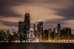 Loyola University Final Four Chicago Skyline Sunset (Joshua Mellin) Tags: chicago skyline sunset night evening summer events 2018 johnhancock building lakemichigan clouds dusk purple loyola loyolauniversity finalfour basketball team spring march longexposure city light nights thedrake best instagram joshuamellin photo picture pictures pic photos photographer journalist blogger writer photography chi lights searstower trumptower trump fucktrump college colors red maroon yellow blink street streetlights blur blurry cloud sky beautiful iconic poster print forsale tower impeachtrump chicagoatnight spoon chicagonight line bright stars blue