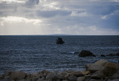 From Porspoder to Ouessant. (Alex-Mca-29) Tags: porspoder ouessant bretagne mer sea paysage landscape britain france