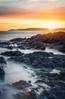 Heybrook Bay Sunset (Rich Walker75) Tags: plymouth sunset coast coastline seascape seascapes landscape landscapes landscapephotography canon efs1585mmisusm eos80d eos longexposure longexposures longexposurephotography