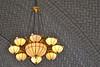 LIGHTS ON TILES (concep1941) Tags: ellisisland chandellier lamps