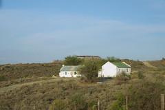 imgp4861_v1 (Mr. Pi) Tags: houses hills dirtywindow southafrica veld littlekaroo