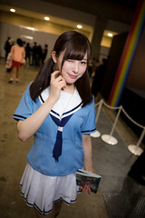 Tokyo MX -Anime Japan 2018 (Ariake, Tokyo, Japan) (t-mizo) Tags: sigma2435mmf2dghsmart sigma sigma2435f2 sigma24352 sigma2435mm sigma2435mmf2 sigma2435mmf2dg sigma2435mmf2dgart sigma2435mmf2art art canon canon5d canon5d4 5dmarkiv 5dmark4 eos5dmarkiv eos5dmark4 eos5d4 5d4 lr lrclassic lightroomclassic lightroom lrcc lightroomcc 日本 japan cosplay コスプレ レイヤー cosplayer コスプレイヤー person ポートレート portrait girl girls キャンペーンガール キャンギャル campaigngirl women showgirl woman コンパニオン companion boothgirls tokyo 東京 有明 ariake 東京ビッグサイト ビッグサイト bigsight 国際展示場 東京国際展示場 tokyobigsight 江東区 animejapan animejapan2018 アニメジャパン アニメジャパン2018
