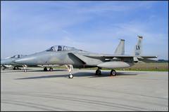 McDonnell Douglas F-15C Eagle (Pavel Vanka) Tags: mcdonnell douglas f15 eagle usaf ciaf2006 usairforce usa jet fighter f15c ciaf czechinternationalairfest lktb brnoturany brno czech czechrepublic airplane plane aircraft airshow spotting spot spotter