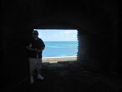 C Tuesday Dry Tortugas Cruise Fort Gunport and Me (JuralMS) Tags: umitedstates florida monroecounty keywest keywestmarch2018 2018o drytortugaa drytortugascruise cruise nationalpark fortjefferson forts