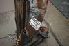 Smells (NJphotograffer) Tags: graffiti graff new york city ny nyc brooklyn smells 907 crew sticker